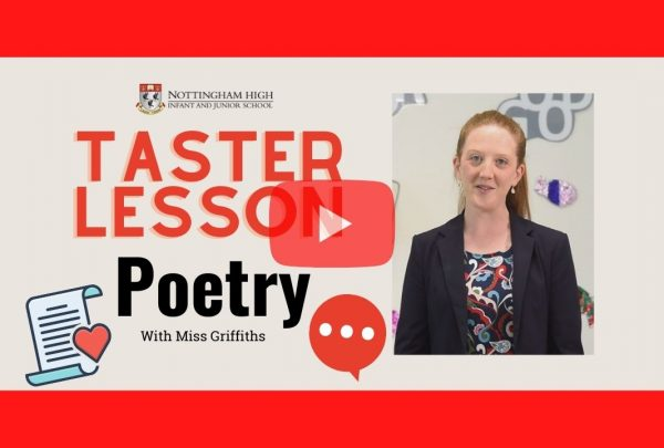 Thumbnail for poetry lesson