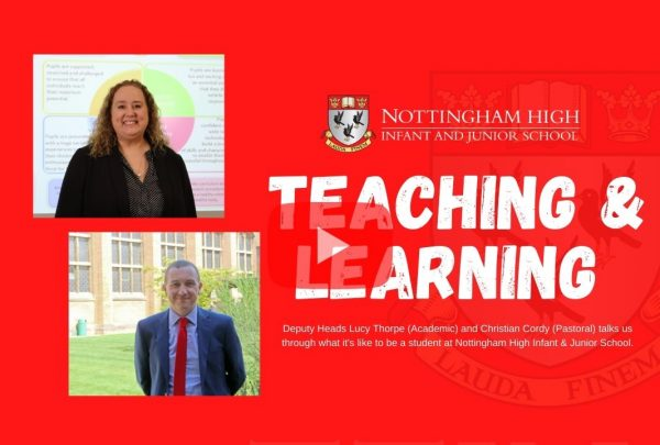 Thumbnail for infant and junior school leaching and learning video